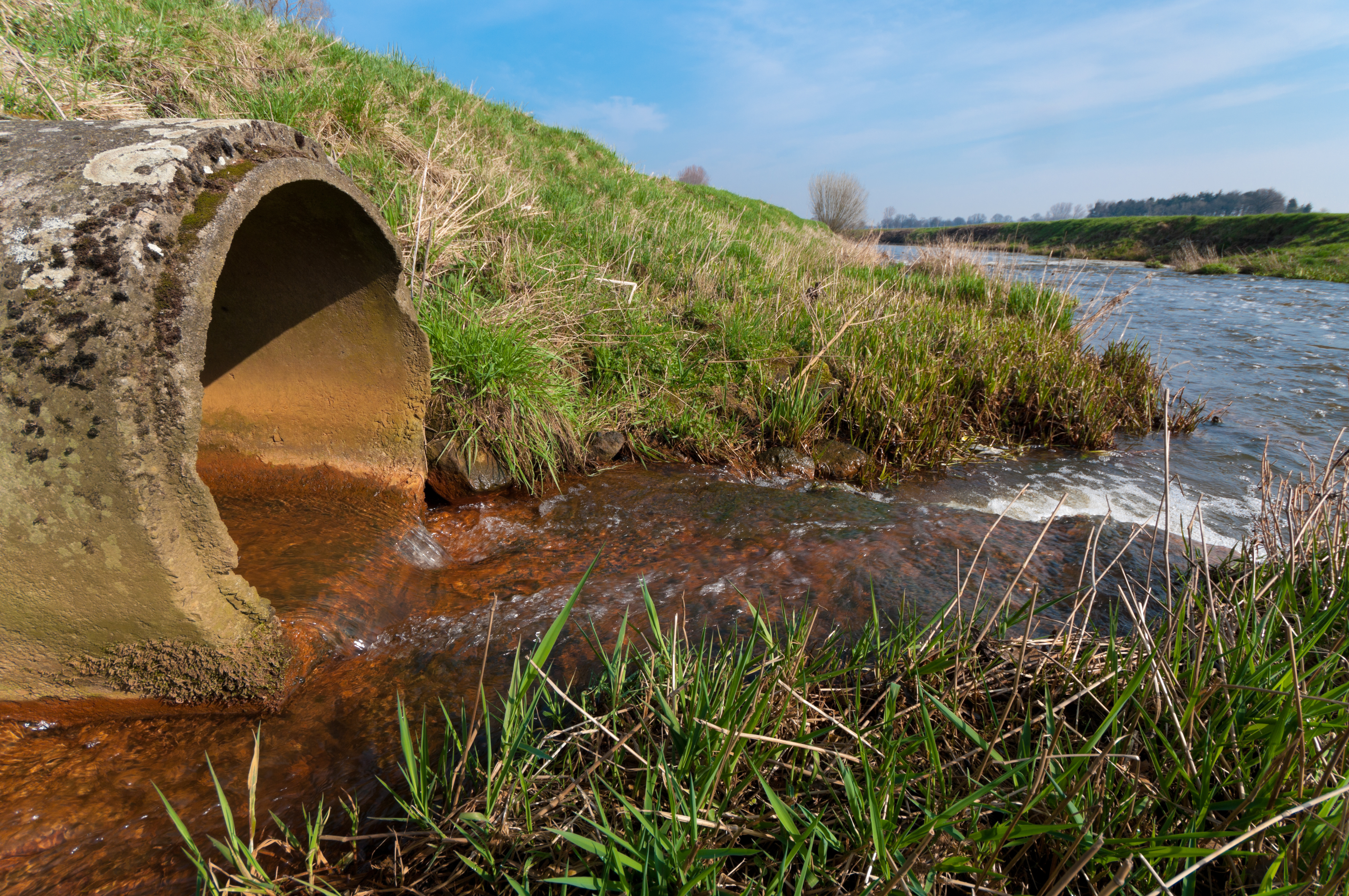 wastewater testing stormwater testing
